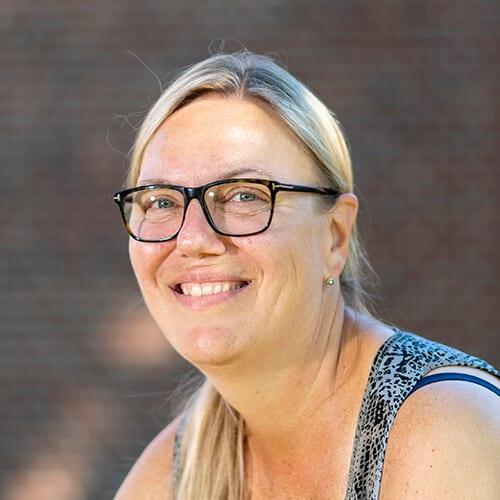 Susanne Bettina Jørgensen. Foto: Kenneth Jensen.