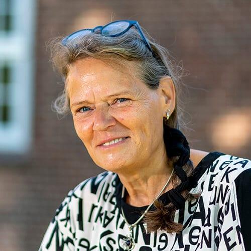 Lisa Nørskov. Foto Kenneth Jensen.