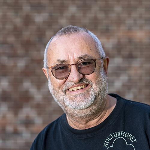 Jack Speht Andersen. Foto: Kenneth Jensen.